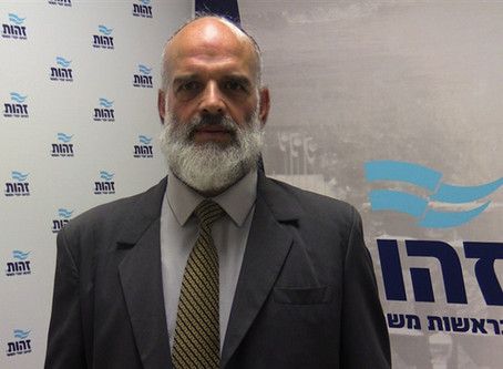 Meet the Candidate: Rabbi Dudi Spitz