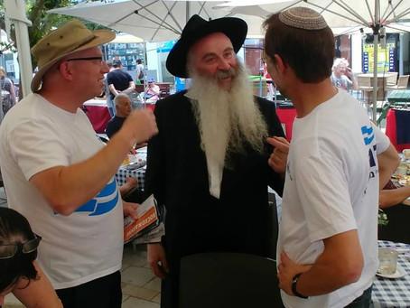 Full Circle in Rishon Letzion