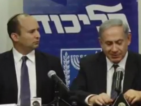 Any Difference Between Netanyahu and Bennett?