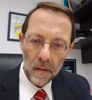 Moshe Feiglin on Facebook Live: The Trump Jerusalem Declaration