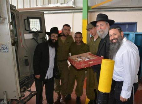 Zehut is a Political Chabad House