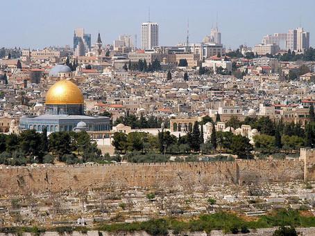 Moshe Feiglin on the Trump Declaration and Zehut's Jerusalem Platform