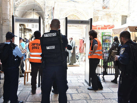 Moshe Feiglin: Netanyahu Will Soon Remove Metal Detectors from Temple Mount