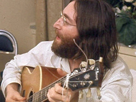 Imagine: Israel in the Throes of the John Lennon Hit Song
