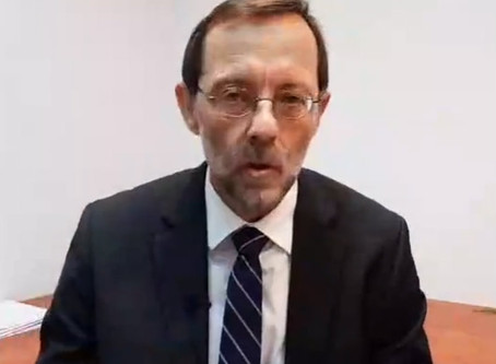 Moshe Feiglin on Facebook Live: Israel Must Formulate Strategy Now