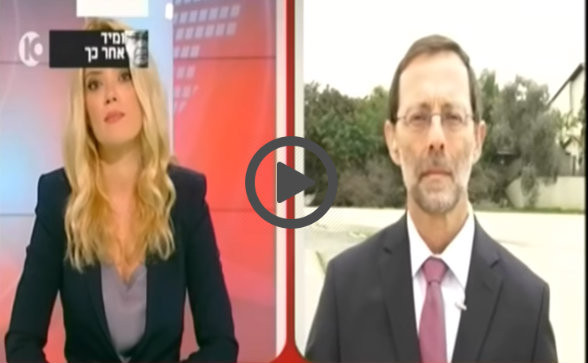 Moshe Feiglin explains why legalization is part of his program for liberty