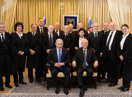 Moshe Feiglin: Trust Bill Proposal Major Step Against Judicial Crony Sytem