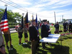 2019 - Flag Retirement Ceremony