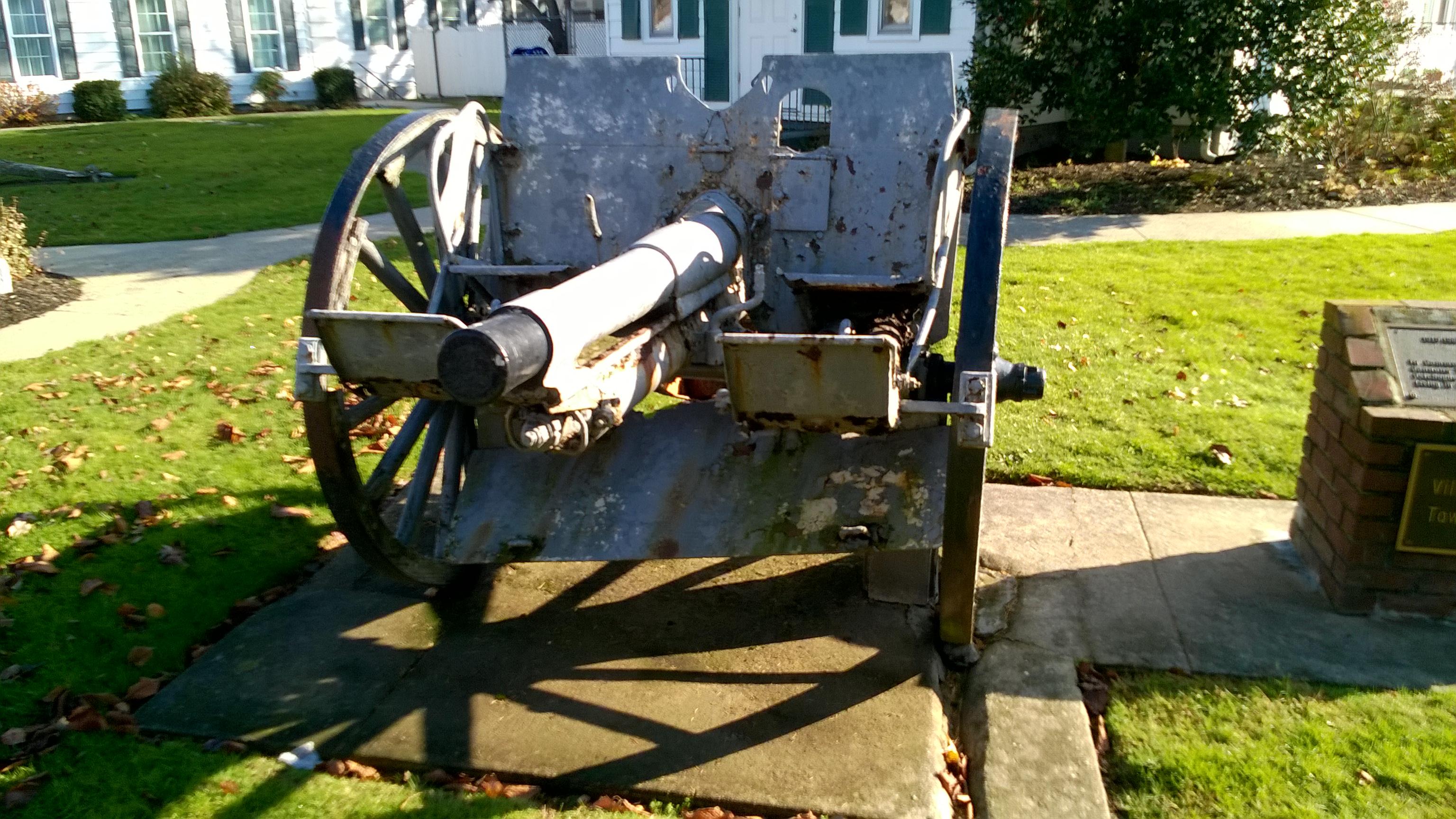 "M1902 3"" Field Gun"