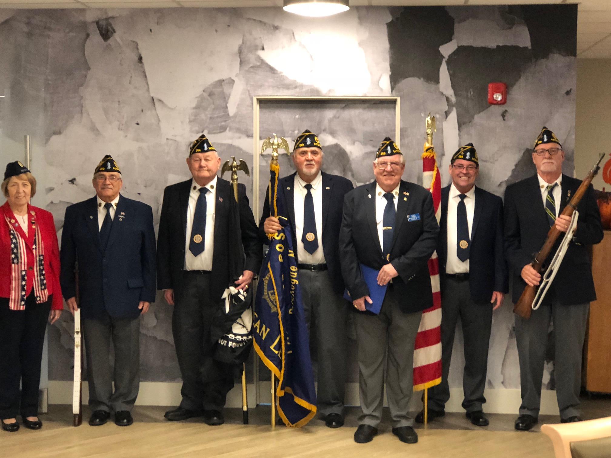 2018 - Veterans Day Ceremony