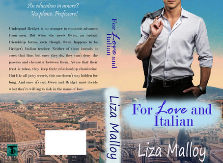 Book Club Discussion Questions- For Love and Italian