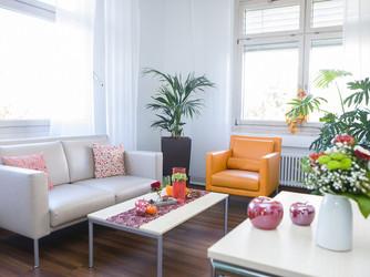 Neue Räumlichkeiten für die Palliativstation am RKH Klinikum Ludwigsburg