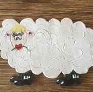 Baaarbara the sheep
