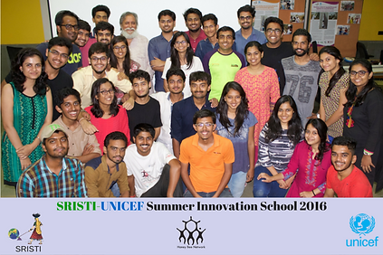 SRISTI-UNICEF-Summer-Innovation-School-2