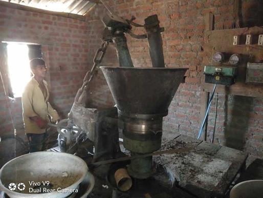 Mahuda Oil Extractor