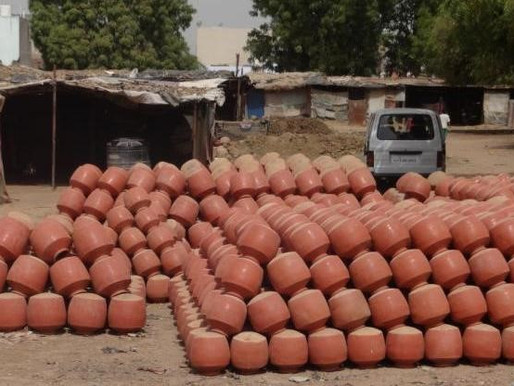 Studying the Potters Community at Makarba and Fathewadi Villages, Ahmedabad