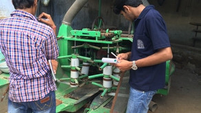Device for improving the efficiency of laborers in cotton picking