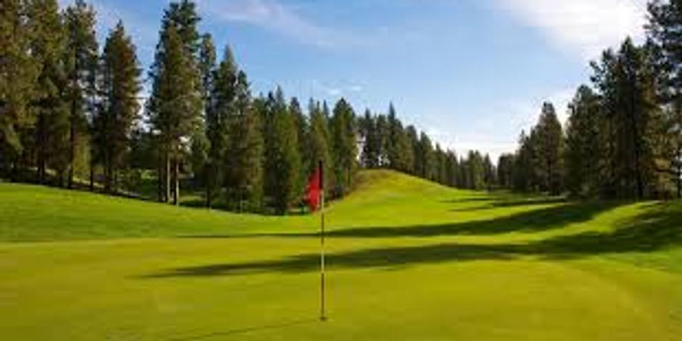 KPT Event #3 - Kimberley Golf Club