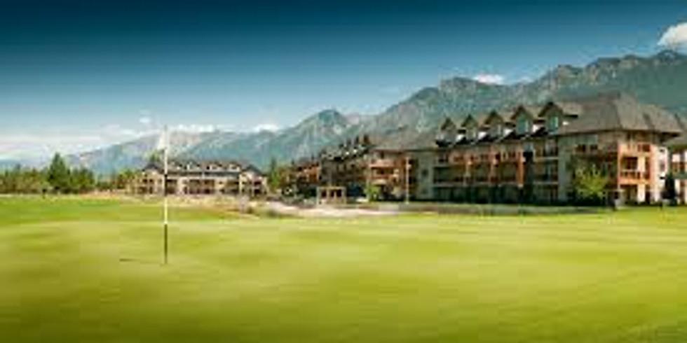 Tour Event # 2 Radium Springs Golf Course