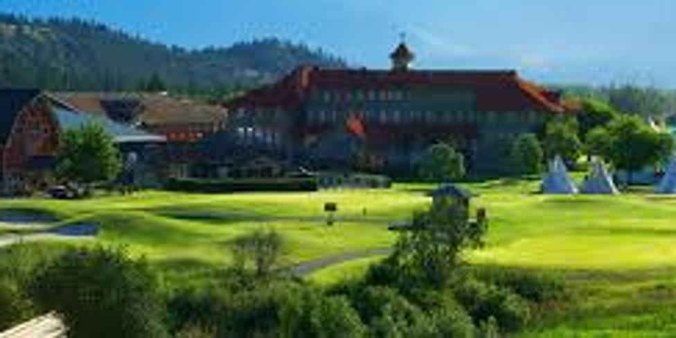 Kootenay Tour Event # 4 St Eugene Golf Resort