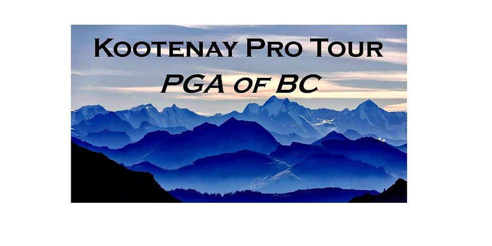 2019 Kootenay Tour Match Play