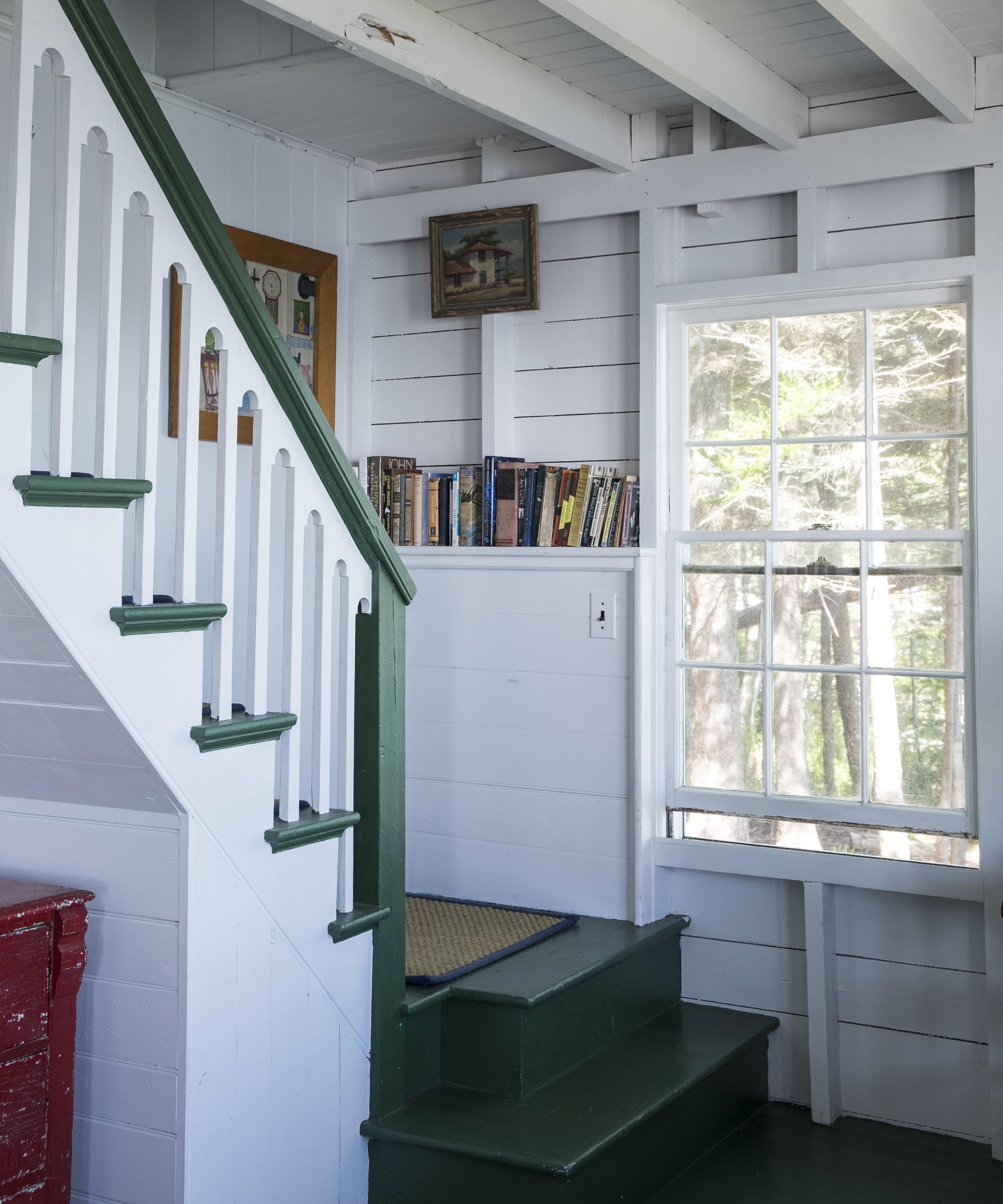 HB_Cameron_Maine-004- stair