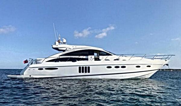 PRINCESS Yacht V65