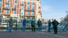 ერთი • erti In Amsterdam