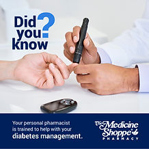 Facebook Post - Did You Know - Diabetes