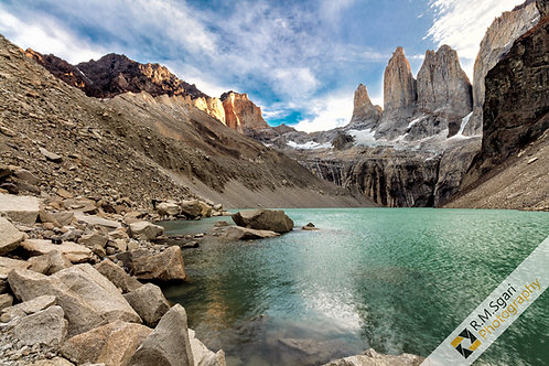 Ref.10022 - Torres del Paine - Patagônia Chilena