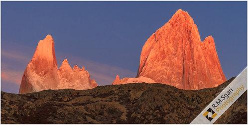 Ref.10029 - Fitz Roy Peaks (Argentina)