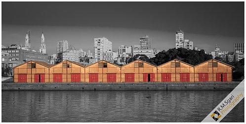 Ref.61008 - Cais do Porto - Porto Alegre
