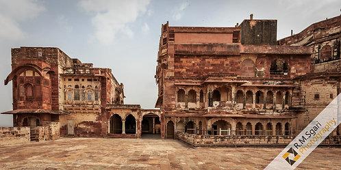 Ref.62003 - The Mehrangarh Fort