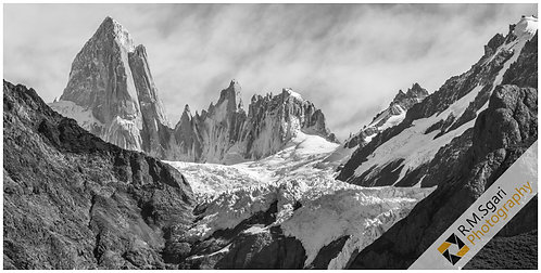 Ref.11035 - Glaciar Piedras Blancas (Argentina)