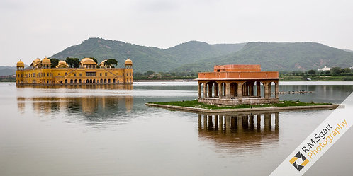 Ref.62002 - The Jal Mahal Palace