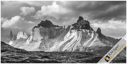 Ref.11063 - Torres del Paine National Park (Chile)