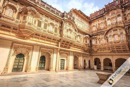 Ref.62025 -  The Mehrangarh Fort