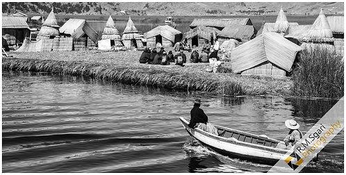 Ref.11076 - Tribo de los Uros (Peru)