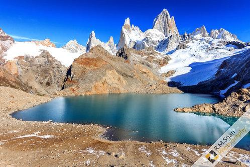 Ref.10055 - Laguna de los Tres - Patagônia Argentina