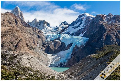 Ref.10034 - Glaciar Piedras Blancas (Argentina)
