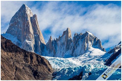 Ref.10035 - Glaciar Piedras Blancas (Argentina)