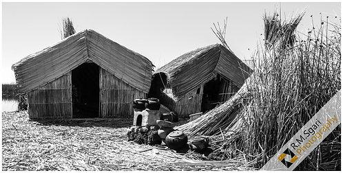 Ref.11077 - Tribo de los Uros (Peru)