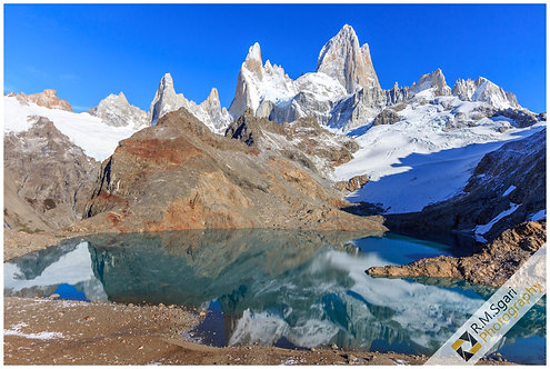 Ref.10016 - Laguna de los Tres (Argentina)