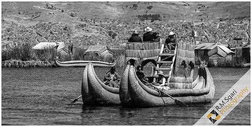 Ref.11078 - Lake Titicaca - Peru