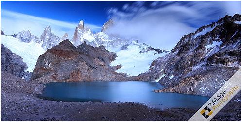 Ref.10015 - Laguna de Los Tres (Argentina)