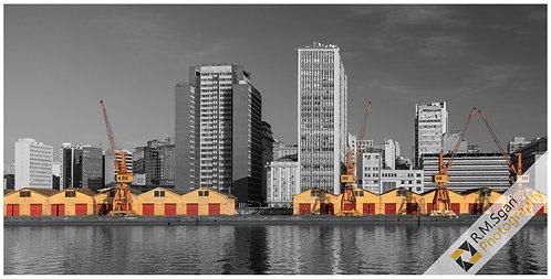 Ref.61002 - Cais do Porto - Porto Alegre
