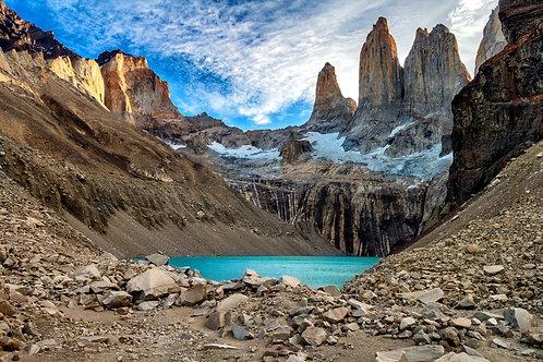 Ref.10021 - Torres del Paine - Patagônia Chilena