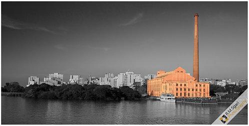 Ref.61010 - Usina do Gasômetro - Porto Alegre