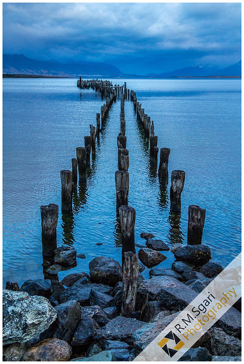 Ref.10027 - The Old Pier