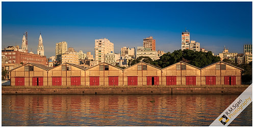 Ref.61007 - Cais do Porto - Porto Alegre